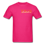 Anime 3 T-Shirt - fuchsia