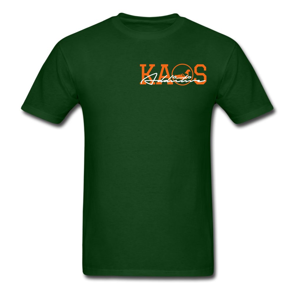 Anime 3 T-Shirt - forest green