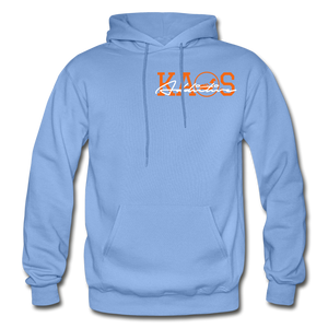 Anime 3 Adult Hoodie - carolina blue