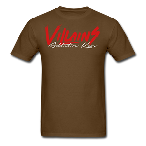 Villains Itachi T-Shirt - brown