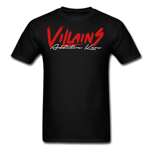 Villains Itachi T-Shirt - black