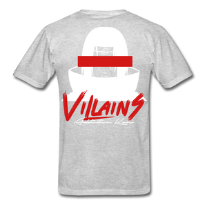 Villains Itachi T-Shirt - heather gray