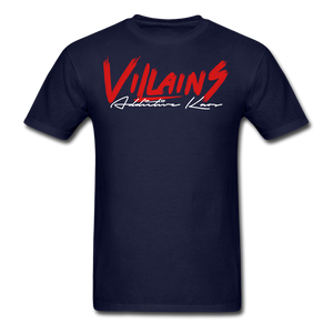 Villains Itachi T-Shirt - navy