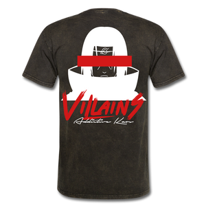 Villains Itachi T-Shirt - mineral black