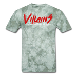 Villains Itachi T-Shirt - military green tie dye