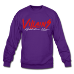 Villains Itachi Crewneck Sweatshirt - purple
