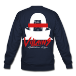 Villains Itachi Crewneck Sweatshirt - navy