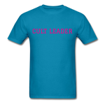 Cult Leader AK T-Shirt - turquoise