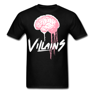 Villain Brain of opp T-Shirt - black