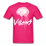 Villain Brain of opp T-Shirt - fuchsia