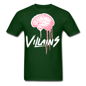 Villain Brain of opp T-Shirt - forest green