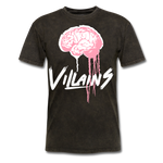Villain Brain of opp T-Shirt - mineral black