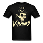 Villains Death T-Shirt - black
