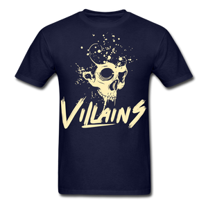 Villains Death T-Shirt - navy