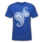 Paisley T-Shirt - mineral royal
