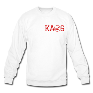 Anime 1 Crewneck Sweatshirt - white