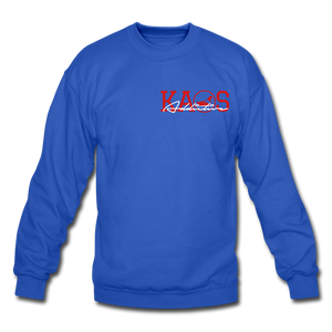 Anime 1 Crewneck Sweatshirt - royal blue