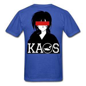 Anime 1 T-Shirt - royal blue