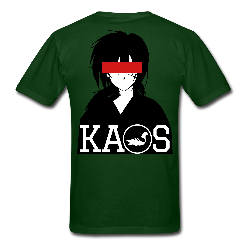 Anime 1 T-Shirt - forest green