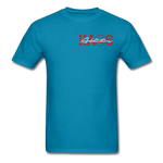 Anime 1 T-Shirt - turquoise
