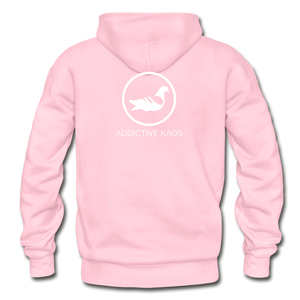 Dead Wavy Classic Adult Hoodie - light pink