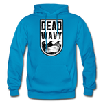 Dead Wavy Classic Adult Hoodie - turquoise