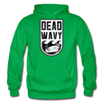 Dead Wavy Classic Adult Hoodie - kelly green