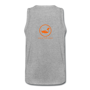 Ocean Lust Premium Tank - heather gray