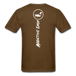 Looted Men's T-Shirt - brown