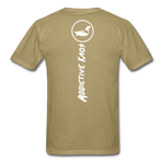Looted Men's T-Shirt - khaki