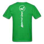 Looted Men's T-Shirt - bright green