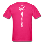 Looted Men's T-Shirt - fuchsia