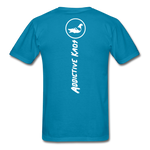 Looted Men's T-Shirt - turquoise