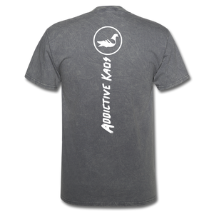 Looted Men's T-Shirt - mineral charcoal gray