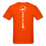 Looted Men's T-Shirt - orange