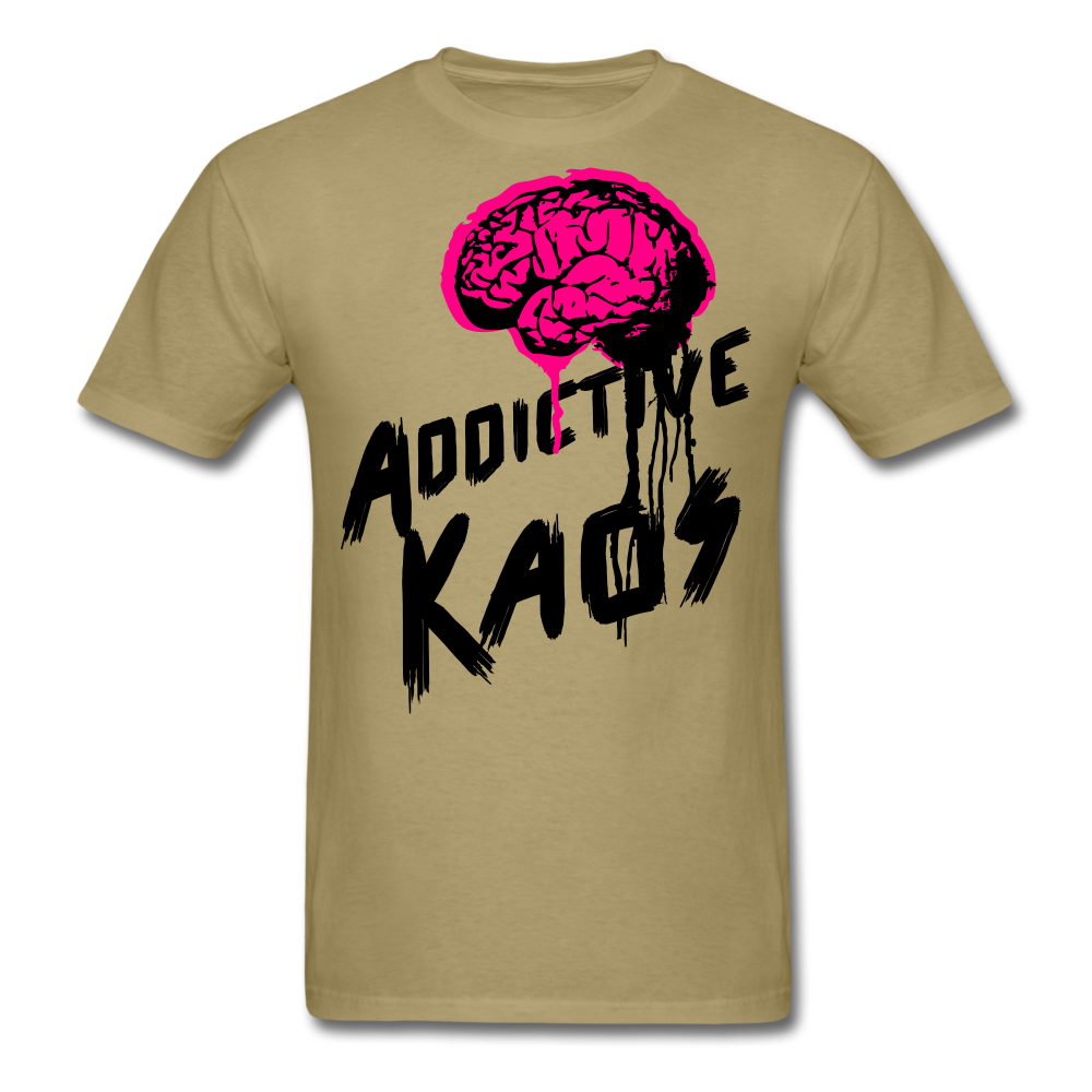 Brain of Operations Classic T-Shirt - khaki