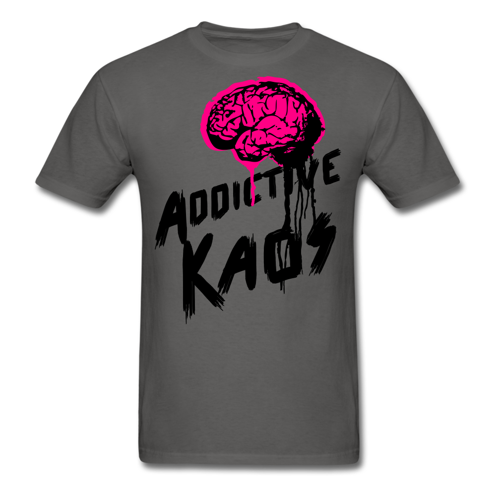 Brain of Operations Classic T-Shirt - charcoal