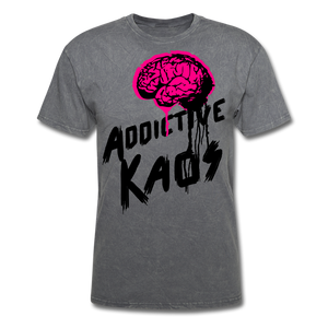 Brain of Operations Classic T-Shirt - mineral charcoal gray
