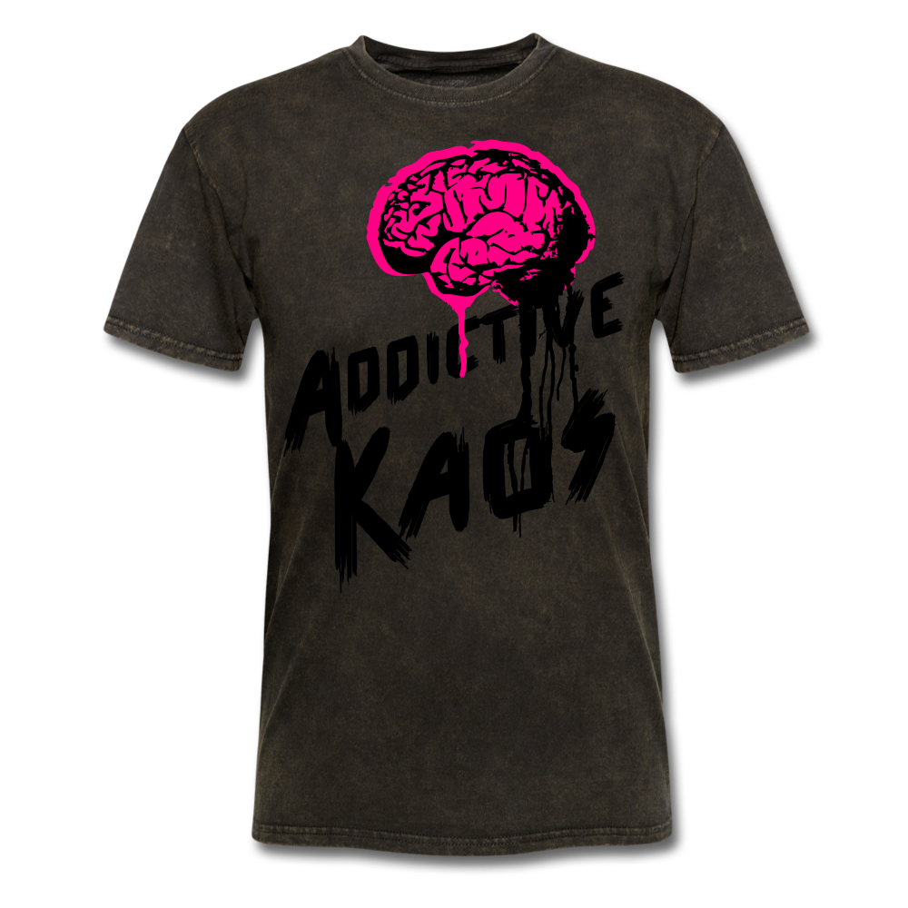 Brain of Operations Classic T-Shirt - mineral black