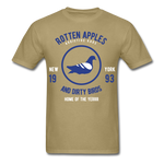 Rotten Apples and Dirty Birds Classic T-Shirt - khaki