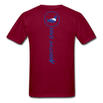 Rotten Apples and Dirty Birds Classic T-Shirt - burgundy