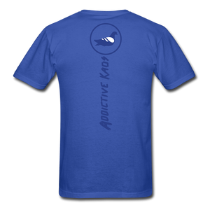 Rotten Apples and Dirty Birds Classic T-Shirt - royal blue