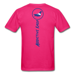 Rotten Apples and Dirty Birds Classic T-Shirt - fuchsia