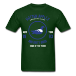 Rotten Apples and Dirty Birds Classic T-Shirt - forest green