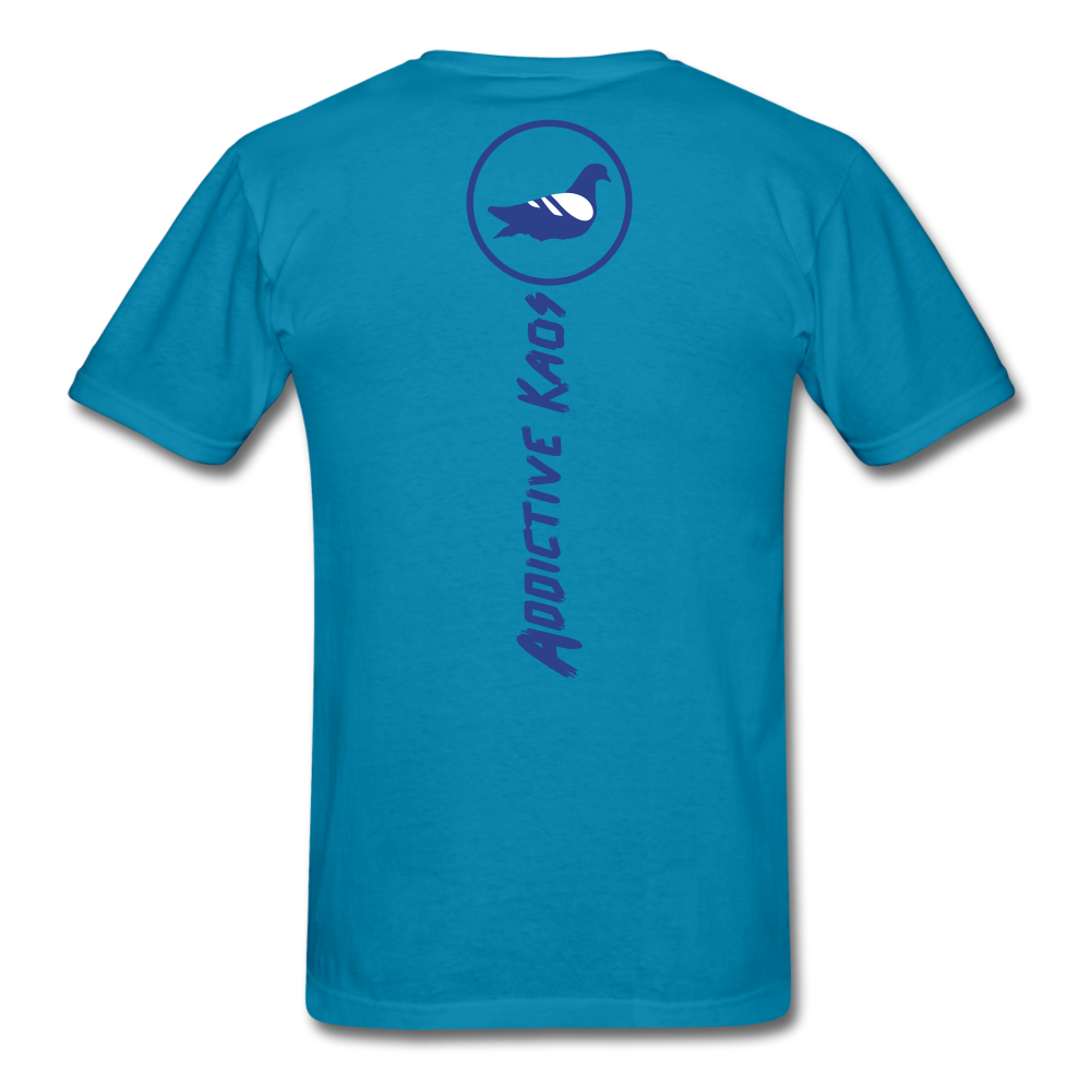Rotten Apples and Dirty Birds Classic T-Shirt - turquoise