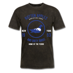 Rotten Apples and Dirty Birds Classic T-Shirt - mineral black