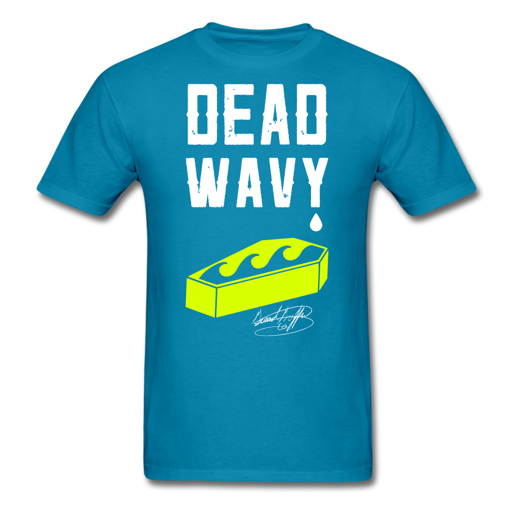 Dead Wavy Classic T-Shirt - turquoise