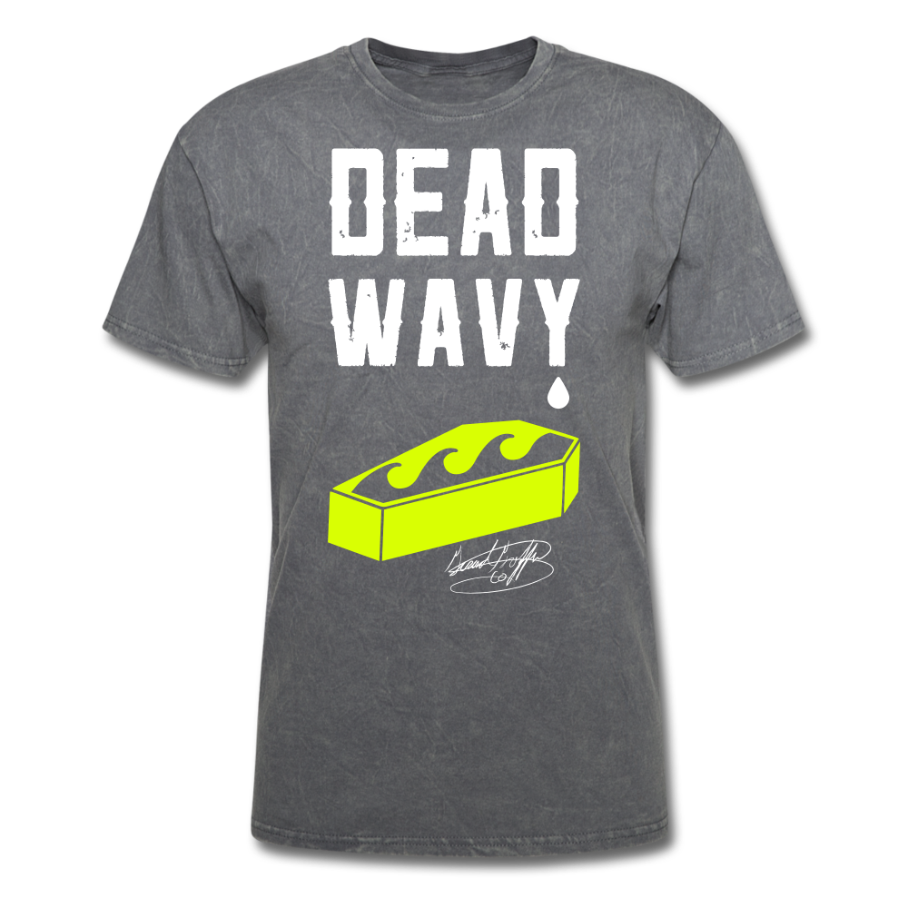 Dead Wavy Classic T-Shirt - mineral charcoal gray