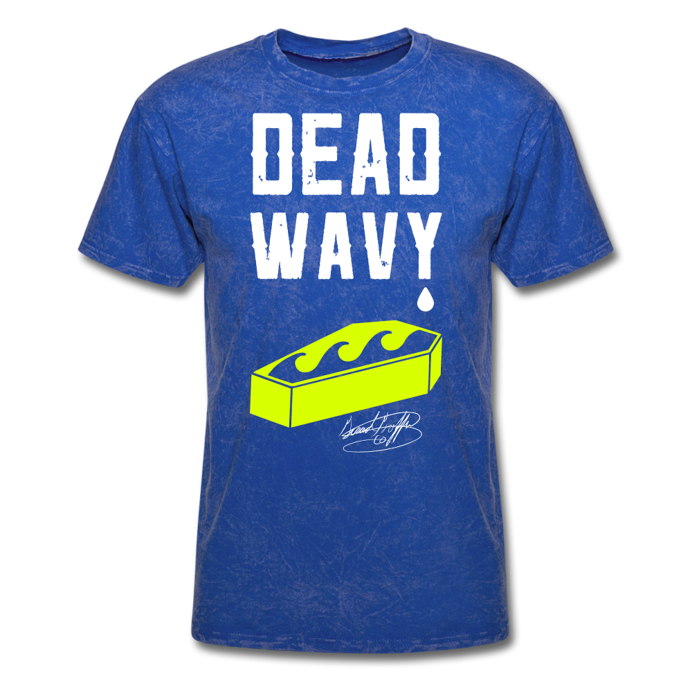 Dead Wavy Classic T-Shirt - mineral royal