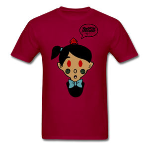 RanCon RealBoy Classic T-Shirt - dark red